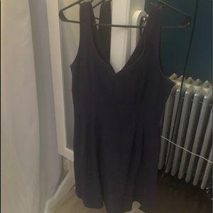 Maison Jules blue dress with pockets medium